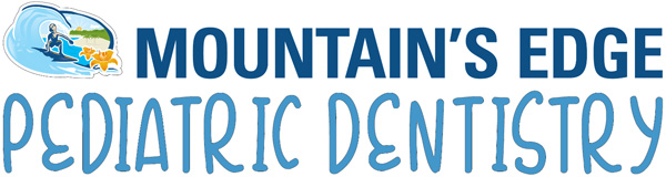 Mountain's Edge Pediatric Dental Logo